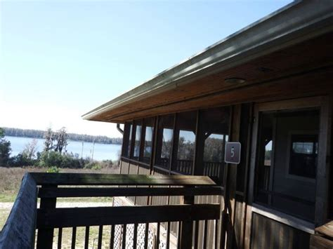 Lake Louisa State Park Cabin Rentals by Cabin Porch Entrance Picture Of Lake Louisa State Park