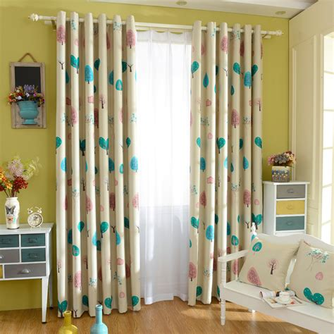 Bedroom Blackout Shades by Blackout Curtains Childrens Bedroom Aliexpress Buy