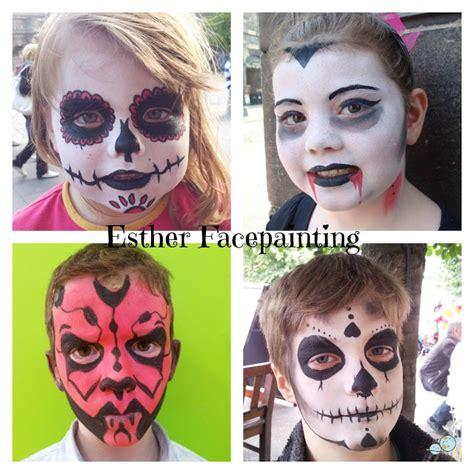 imagenes de maquillaje halloween para niños maquillaje de halloween para ni 209 os tecnicas y materiales