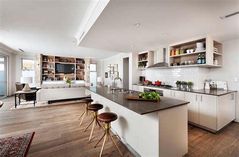 design cucina soggiorno 1001 idee per cucina soggiorno open space idee di