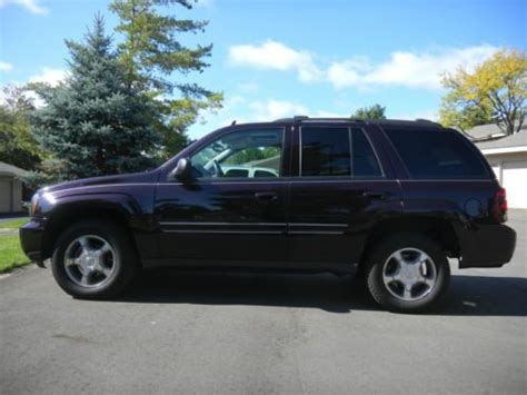 small engine maintenance and repair 2009 chevrolet trailblazer parental controls sell used only 66k miles in west bloomfield michigan united states for us 12 500 00