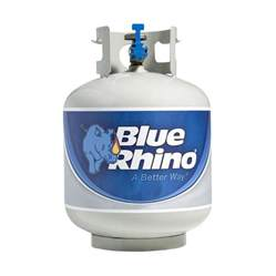gas tank home depot shop blue rhino 15 lb propane tank at lowes