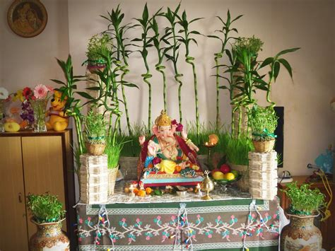 home decoration of ganesh festival 5 simple home decor ideas for ganesh chaturthi by monica