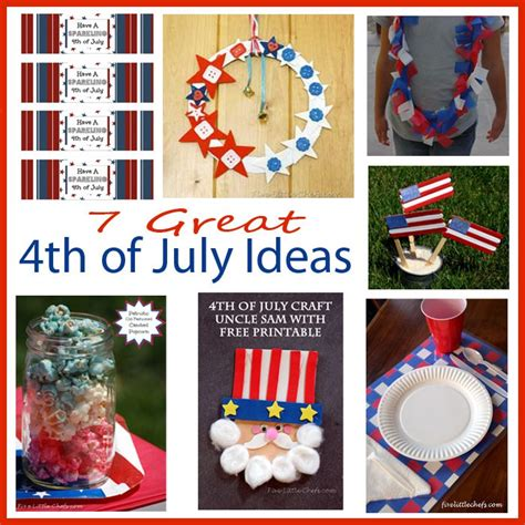 5 Great 4th Of July Ideas by 4th Of July Roundup 7 Great Ideas Five Chefs
