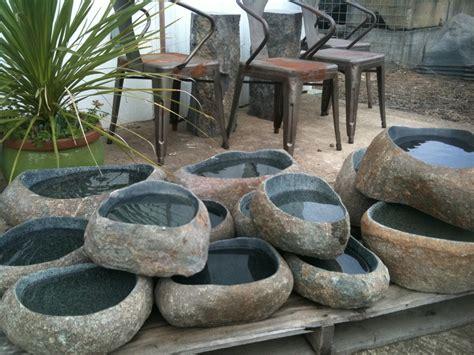 ishi bachi stone bowls japanese stone lanterns basins