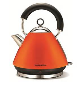 Delonghi Green Kettle And Toaster Accents Orange Traditional Kettle Electric Kettles