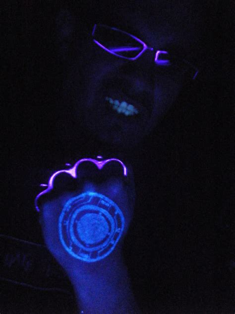 tron tattoo black light tattoos designs ideas and meaning tattoos