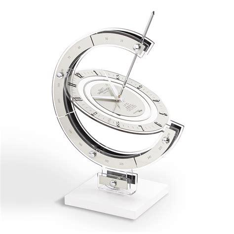 orologi da tavolo design orologio da tavolo moderno di design venere made in italy