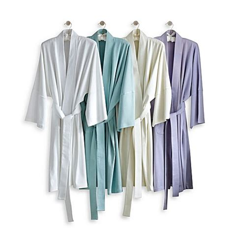 bathrobe bed bath and beyond under the canopy 174 organic cotton kimono robe www