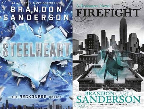 100 Original Reckoners Trilogy 2 Firefight Brandon Sanderson now closed competition win a copy of brandon sanderson s the reckoners books steelheart and