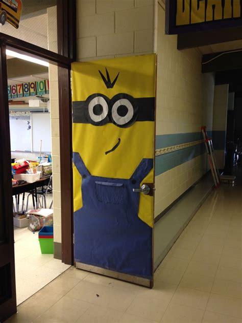 Minion Door Decoration by 1000 Ideas About Minion Door On Minion Door