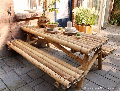 eigen huis en tuin aflevering 4 bamboe picknicktafel voor eigen huis en tuin