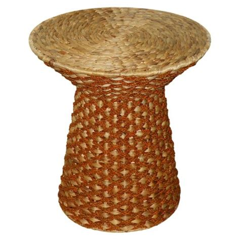 Wicker Accent Table Threshold Wicker Accent Table Target