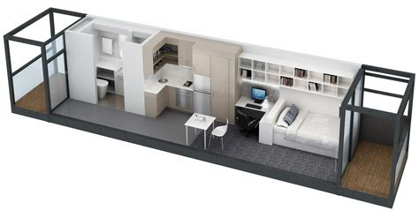 container homes c smith jr consultant layout