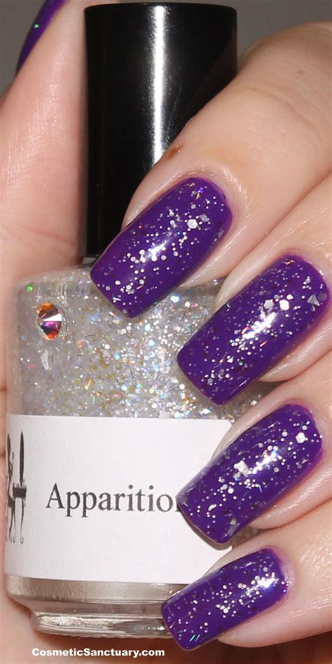 Swatch Girly girly bits apparition swatch review and