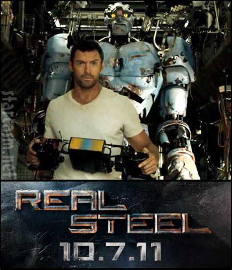 film robot steel real steel 2 2014 trailer