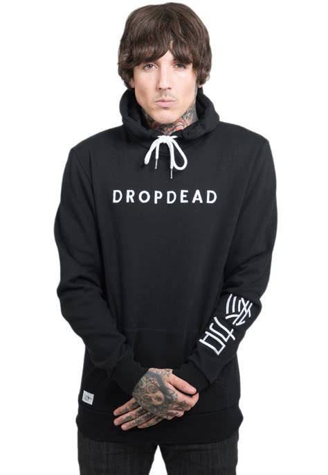 Hoodie Sweater Dropdead Oliver drop dead join us hoodie impericon worldwide