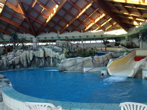 le slide indoor water slide picture of terme catez catez tripadvisor