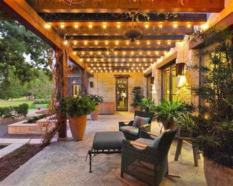 Outdoor Lighting Ideas For Patios 25 Best Ideas About Patio String Lights On Pinterest Outdoor Pole Lights Patio Lighting And