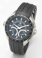 Tag Heuer Calisre S Laptimer Brg Leather auto couture four classic styles to look the part daily