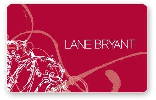 lane bryant f is for - Lane Bryant Gift Card