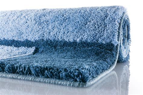 teppich steinmuster clarissa badteppich blau mittel taubenblau 18