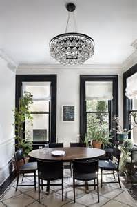 Black Chandelier Dining Room by 30 Breathtaking Interior Variants With Chandelier