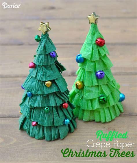 Paper Tree Craft - 1000 images about lavoretti creativi con la carta crespa