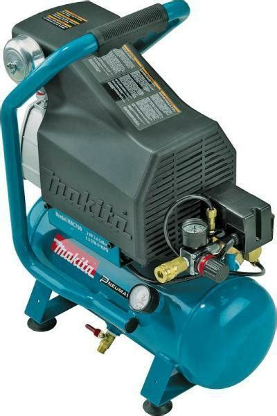 new makita mac700 electric hotdog 2 6 gallon 2 hp air compressor 4526331 ebay