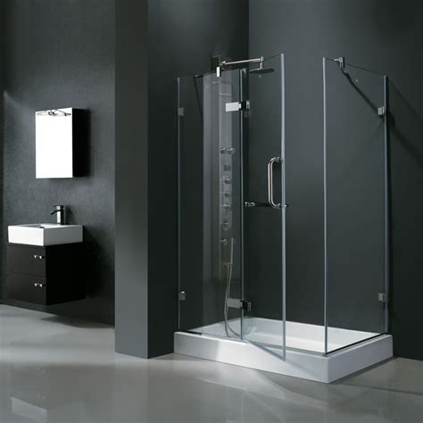 Shower Door Enclosure Kits Get Effective Shower Enclosure Kits At Reasonable Price With Different Styles