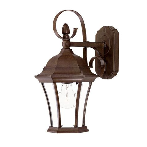 Landscape Lighting New Orleans Acclaim Lighting New Orleans Collection 1 Light Burled
