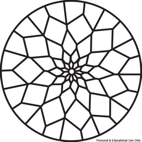 mosaic templates printable free mosaic templates for beginners dreamcatcher mandala