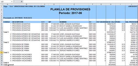liquidacion de nomina colombia 2016 tabla de calculo para seguridad social en colombia 2016