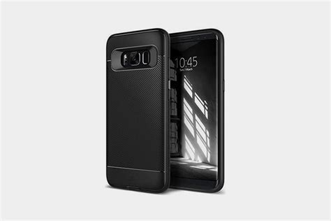 Original Caseology Galaxy S8 Vault I Black show your galaxy s8 you care with one of these great cases aivanet