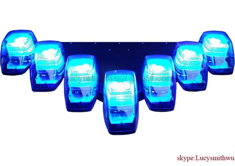 led warning light bars 1w v7 led warning emergency light bar led lightbar led