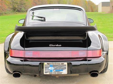 1991 Porsche 911 Turbo For Sale 1991 Porsche 911 Turbo German Cars For Sale
