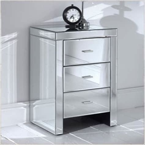 Mirrored Furniture & Mirrored Bedroom Furniture by Homes