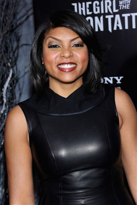 taraji p henson tattoo taraji p henson photos photos quot the with the