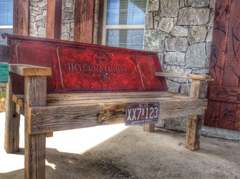 tailgate bench for sale pin by christie hewitt on things i have painted made or repurposed