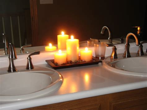 candles bathroom 11 tricks on how to rev your bathroom asap