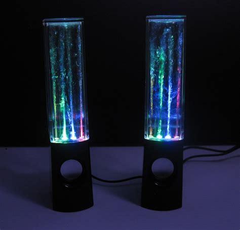 Led Light Speakers by Led Water Speakers Set Eternity Led