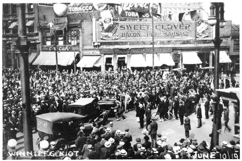 Winnipeg General Strike 1919 Essay by The 1919 Winnipeg General Strike Unifor National Council 4000