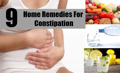 9 home remedies for constipation in adults