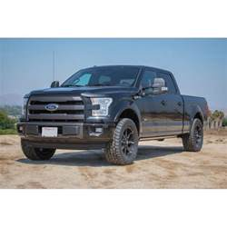 Lift Kit Ford F150 Icon 1 75 3 Quot Lift Kit Stage 4 For 2015 2017 Ford F150 2wd
