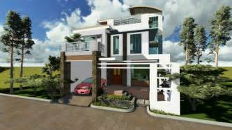 3 storey house home design house designs in the philippines in iloilo by
