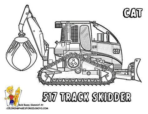 Construction Equipment Coloring Pages big construction vehicle coloring construction