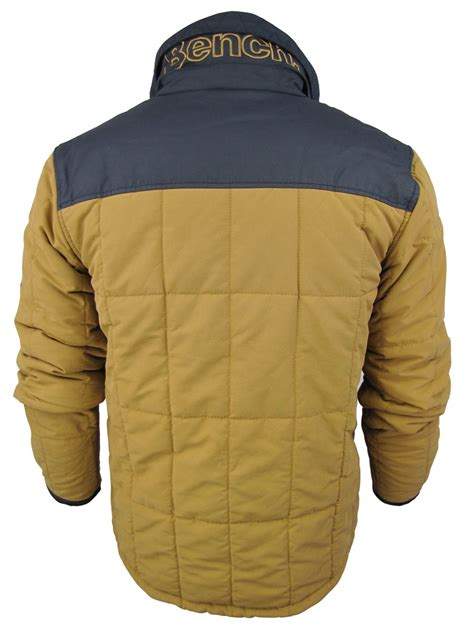 bench winter coat bench mens winter jacket coat merci ebay