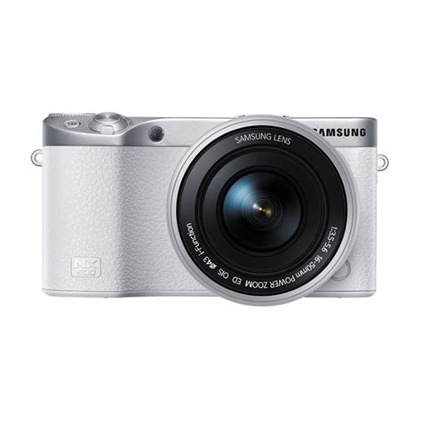samsung samsung nx500 mirrorless digital with 16 50mm power zoom lens white epictv shop