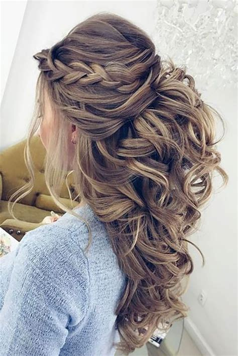 Wedding Hairstyles For Hair Easy by Best 20 Hairstyles Ideas On