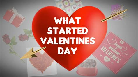 who started valentines day what started valentines day